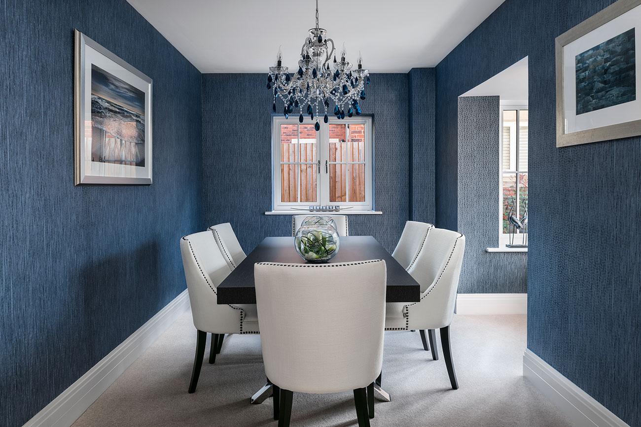 Bermuda Ivory Linen Mix Dining Chair Set Of 4 Deborah Law Interiors